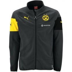 Sudadera invernal de entrenamiento BVB Borussia Dortmund 2014/15 - Puma