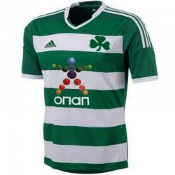 Panathinaikos Atenas primera camiseta 2013/14 - Adidas