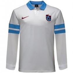 Maglia da calcio Trabzonspor Away 2013/14 maniche lunghe - Nike