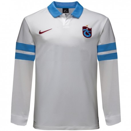 Trabzonspor Away football shirt 2013/14 long sleeves - Nike