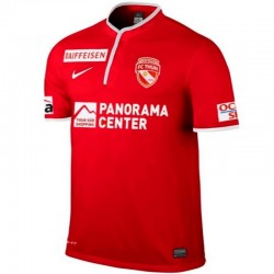 FC Thun Home Fußball Trikot 2013/14 - Nike