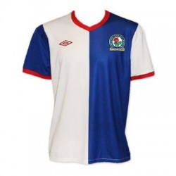 Blackburn Rovers Home shirt 11/12 by Umbro
