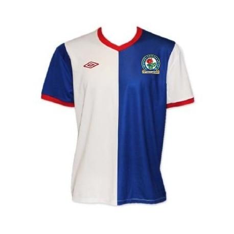 Blackburn Rovers Home Trikot 11/12 von Umbro
