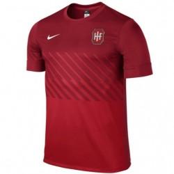 Fußball Trikot Hvidovre IF (Dänemark) 2012-Nike