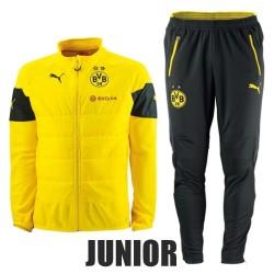 JUNIOR - Survetement de entrainement BVB Borussia Dortmund 2014/15 - Puma