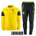 KIDS - BVB Borussia Dortmund training tracksuit 2014/15 - Puma