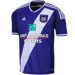 RSC Anderlecht Home football shirt 2014/15 - Adidas