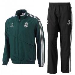 Real Madrid UCL Präsentationsanzug 2012/13 - Adidas