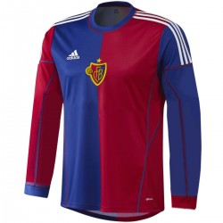 FC Basel Home Fußball Trikot 2013/14 Player Issue - Adidas