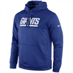 NFL New York Giants presentation hoodie 2015 -  Nike