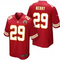 Kansas City Chiefs Maillot  Domicile - 29 Berry Nike