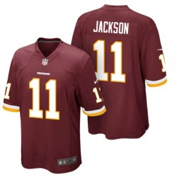 Maglia Football Americano Washington Redskins Home - 11 Jackson Nike