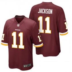 Washington Redskins Maillot  Domicile - 11 Jackson Nike