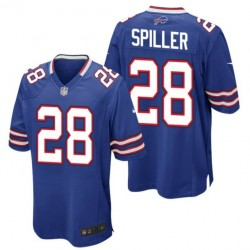 Buffalo Bills Shirt  Home - 28 Spiller Nike