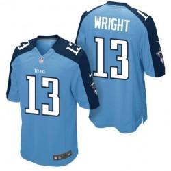 Tennessee Titans Camiseta Primera - 13 Wright Nike