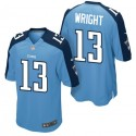 Tennessee Titans Shirt  Home - 13 Wright Nike