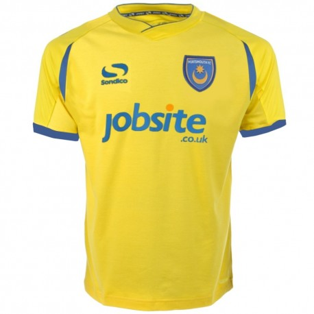 5940c1d7a Portsmouth FC Third football shirt 2014 15 - Sondico - SportingPlus ...