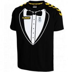 Cultural Leonesa camiseta-smoking de fútbol 2014/15 - Hummel