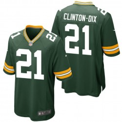 Maglia Football Americano Green Bay Packers Home - 21 Clinton-Dix Nike