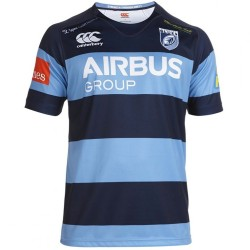 Cardiff Blues Home Rugby Jersey 2014/15 - Canterbury