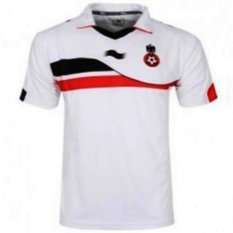 Nice Soccer Jersey 2011/12 Away-Burrda