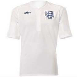 National Jersey England Home 11/12 by Umbro