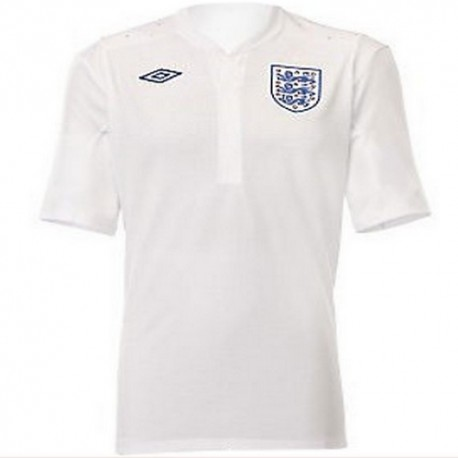National Jersey England Home 2011/12 - Umbro