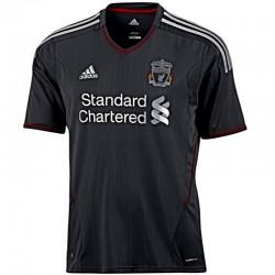 Camiseta de futbol Liverpool FC Away 2011/12 -  Adidas