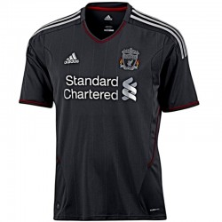 Maglia Liverpool FC Away 2011/12 - Adidas