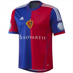FC Basel Home football shirt 2013/14 - Adidas