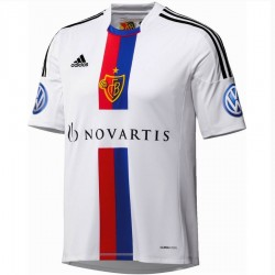 FC Basel Away football shirt 2013/14 - Adidas