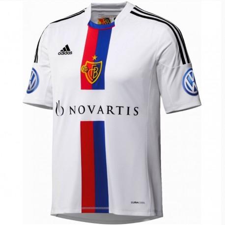 FC Basel Away football shirt 2013/14 - Adidas