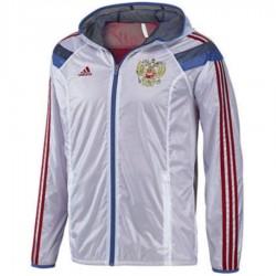 Seleccion Rusia chaqueta presentación Anthem 2014/15 - Adidas