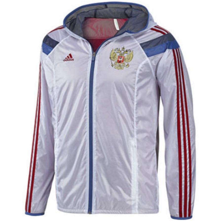 Veste Anthem de présentation Russie 201415 Adidas SportingPlus Passion for Sport