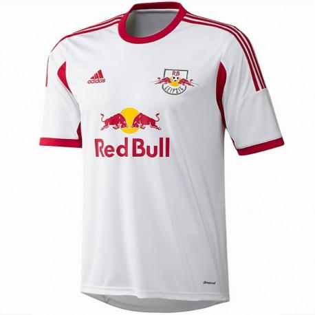 Red Bull Leipzig Home football shirt 2013/14 - Adidas