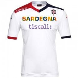 Camiseta futbol Cagliari Calcio segunda 2014/15 - Kappa