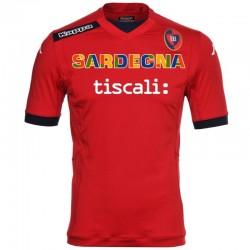 Maillot de foot Cagliari Calcio troisieme 2014/15 - Kappa