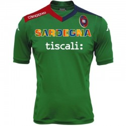 Cagliari Calcio Home goalkeeper shirt 2014/15 - Kappa