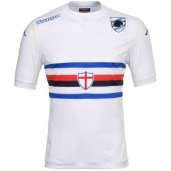 UC Sampdoria away football shirt 2014/15 - Kappa