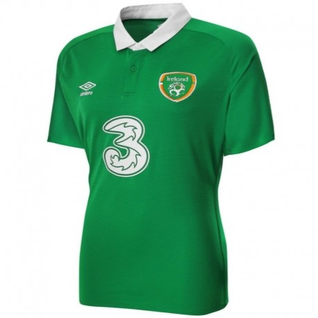 Ireland (Eire) Home football shirt 2015/16 - Umbro