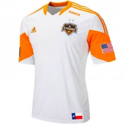 Houston Dynamo Away Fußball trikot 2013 Player Issue - Adidas