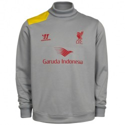 Sweat top entrainement FC Liverpool 2014/15 - Warrior