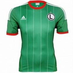 Legia Warsaw football shirt Away 2014/15 - Adidas