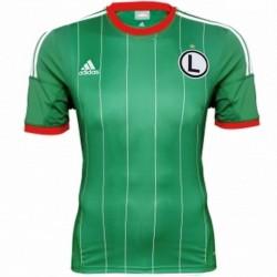 Legia Warschau Away Fußball Trikot 2014/15 - Adidas