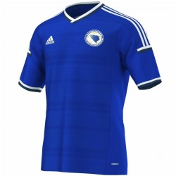 Maillot de foot Bosnie-Herzégovine domicile 2014/16 - Adidas