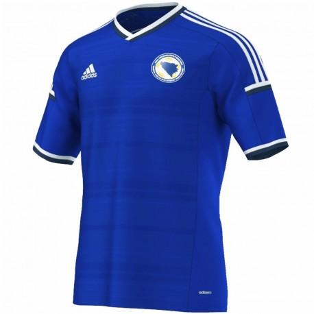 Bosnia and Herzegovina football shirt Home 2014/16 - Adidas