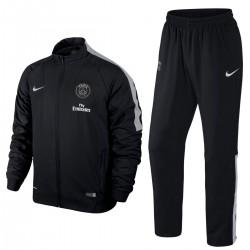 PSG Paris Saint-Germain Presentation Trainingsanzug 2015 - Nike - schwarz
