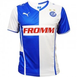 Grasshoppers Zurich Home football shirt 2013/14 - Puma