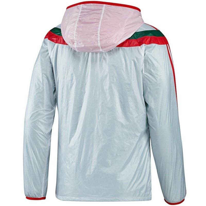 Veste Anthem de présentation Mexique 2014 15 - Adidas - SportingPlus ... 07e2479e583