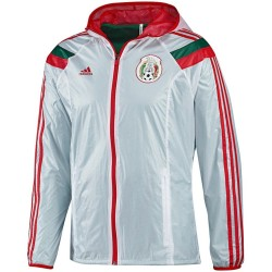 Mexico presentation Anthem jacket 2014/15 - Adidas